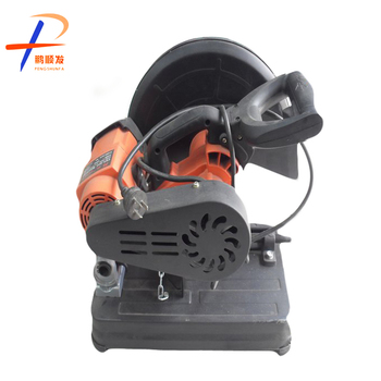 Smaller electric hydraulic hose cutting machine