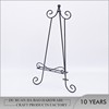 Metal Wrought Iron Easel Stand For