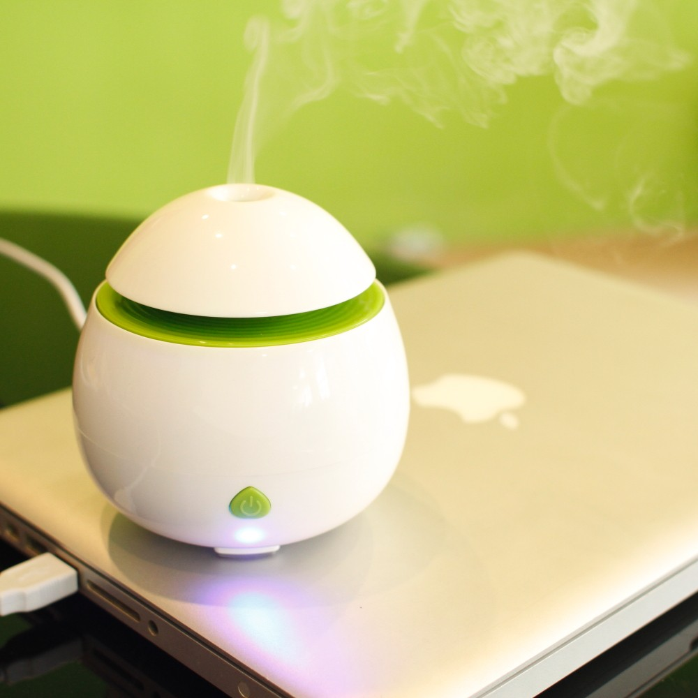 Korean electric aroma diffuser / automatic air freshener dispenser / room scents diffuser