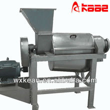 High efficiency industrial fruit and vegetable juicer for apple,pear,pineapple,carrot,etc.