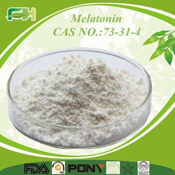 Nutritional Supplement Melatonin (CAS NO.:73-31-4)