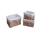 Small gift wicker baskets wholesale cheap