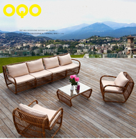 Wholesale Outdoor Furniture Cheap rattan Sofa / furniture S308
