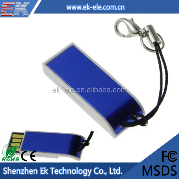Hot sell delicate multicolor common colloid Business usb flash drive