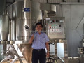 coffee powder dry machine/spray dryer