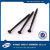 Black or gray phosphate bugle head decorative head screw Drywall Screw