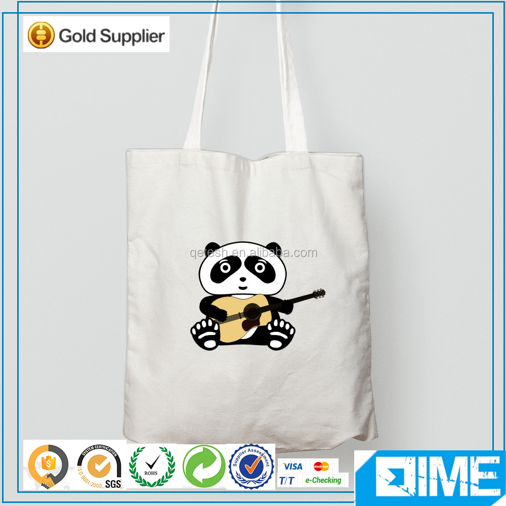 Halloween Foldable Shopping Bag Silicon Beach Bag With Rope Handle