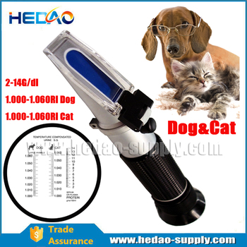 taobao store LCD Display more cheap Clinical Veterinary Refractometer
