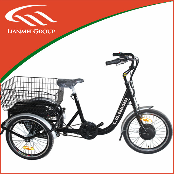 cargo electric tricycle for transportation