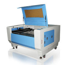 Hobby Wood And Solar Cells Laser Cutting Machine GuangZhou 90 x 60