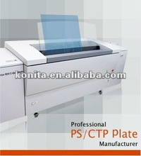 Manufacturer of thermal CTP system and plate