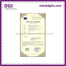 Chinese factory hot sales certificate tube case for