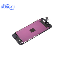 Wholesale china product display lcd for iphone 5c screen replacment with digitizer assembly white and black Color