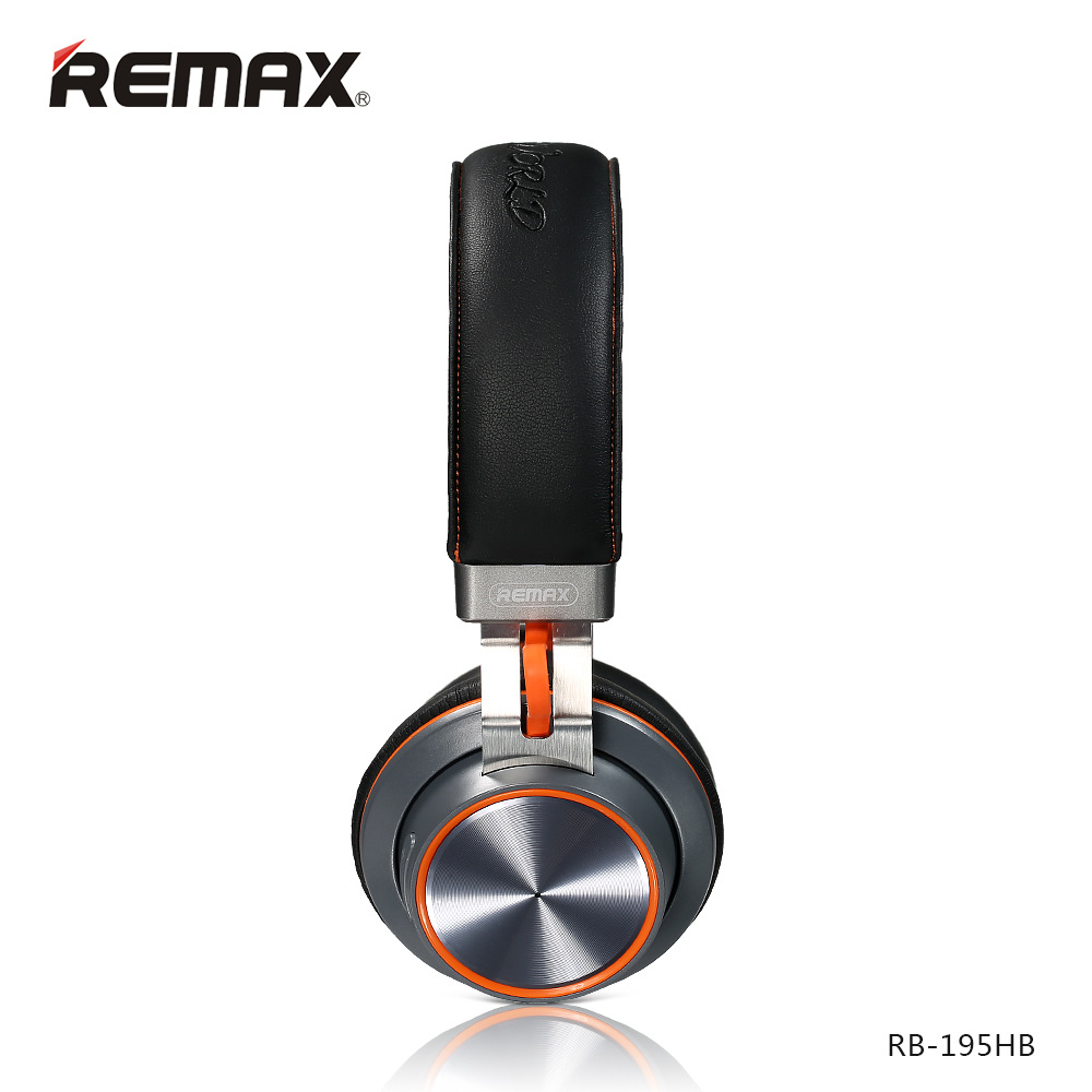 Remax RB-195HB Quality Bass Wireless Headphone