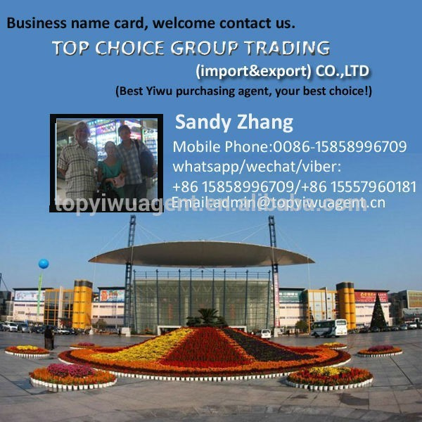 need agent in egypt agent in yiwu market agent in china