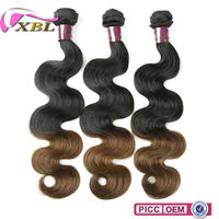 Long lasting Unprocessed human Brazilian Hair Wholesale