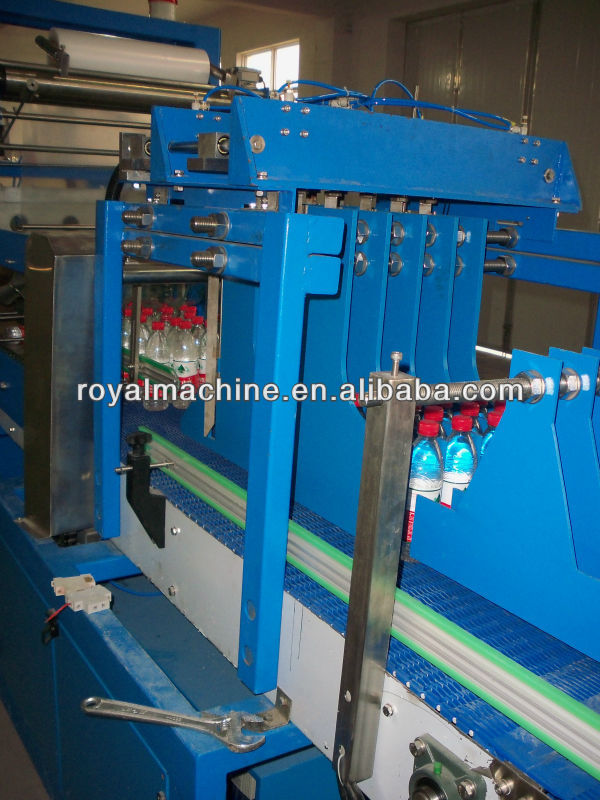 2013 new customized mineral water packing machine