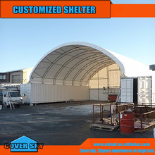 W6xL6m welded fixing container shelter C2020