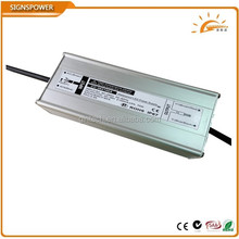 2100ma 70w led driver waterproof ip67 constant current type with ce rohs saa ctick approved