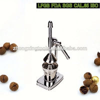 Top! 2014 Most popular portable hand operated juicer