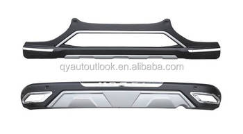 Car Bumper Guard Kit for IX25 Vezel Hyundai Front and Rear Bumper Guard Kit made of flexible material