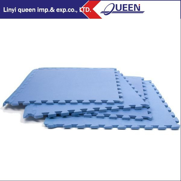 EVA Interlocking SOFT FOAM Exercise FLOOR MATS Gym Garage House Office Children from linyi