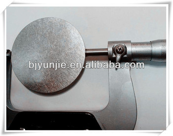 2014 hot sale pure zirconium disc