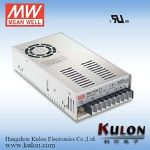 Meanwell AC input SE-350-15 15v flex atx economical power supply with high reliability