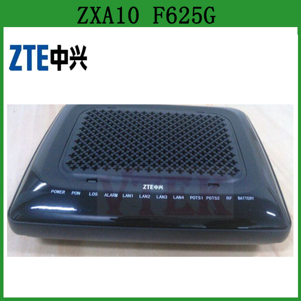 In Stock Optical Network Terminal ZTE FTTH GPON ONT ZXA10 F625G