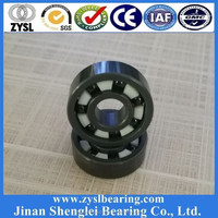 High speed Best selling super quality skateboard ceramic bearing 608