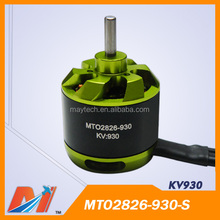 Maytech aircraft jet engines 2826-930 KV For Rc Helicopter Spare Parts