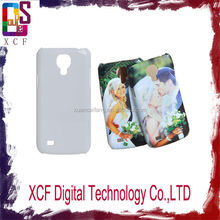 printable 3D sublimation blank mobile phone case for samsung galaxy s4 I9500 cases