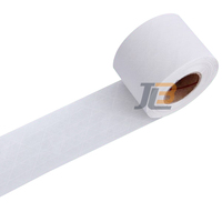free sample white fiberglass reinforced starch adhesive water activated kraft paper tape