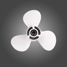 Outboard Performance Propellers 9 7/8 X 12-F Aftermarket Outboard Propeller Fit For Yamah Engine 20HP-30HP