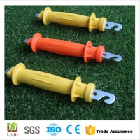 Hot sell manufacturer price distance plastic insulators electric fence for cattle ISO factory