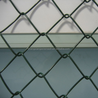 Good Quality Chain Link Fence With ISO9001 and TUV Certification---50mm*50mm;60mm*60mm (Producer)