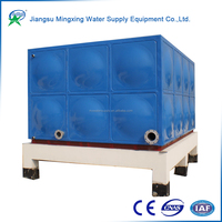 Hot selling products thermal insulation water storage tank 10000 liter