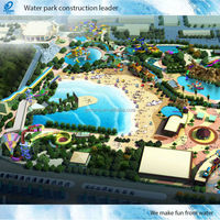 Guangzhou Trend Water Theme Park Construction Company Project Design