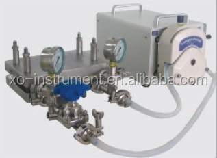 Nanjing Good Comments Easy Maintenance Micro Filtration PLC <strong>Membrane</strong> For Water Treatment