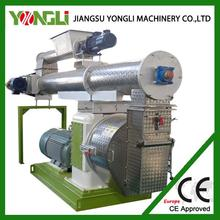 run smoothly easy to handle animal feed extruder machinery