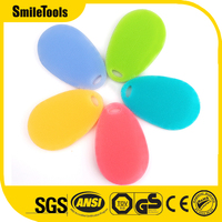 Silicone Scrubber For Kitchen Non Stick Dishwashing Baby Care Sponge Brush