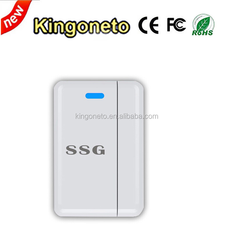 <strong>GSM</strong>/SMS/Smoke detection/Fire detection/APP ABS Material Security Alarm System T6-L