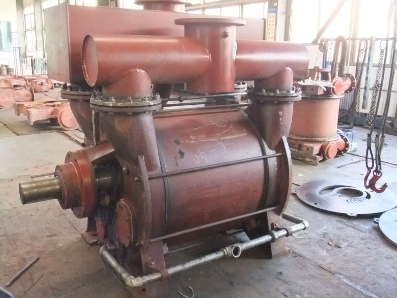 VACUUM PUMP FOR PAPER MILL