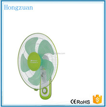 High quality factory price decorative electric 16 inch wall fan