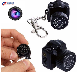 Hot Mini Smallest HD Video Camera 480P Mini Pocket DV DVR Portable Camcorders Micro Digital Recorder USB PC Web Cam