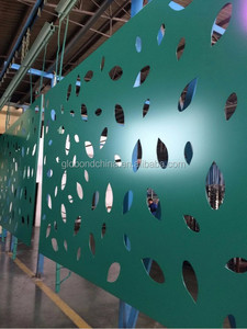 GLOBOND PVDF Coating Aluminium Perforated Panel