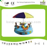 KAIQI kid's merry go rounds Carousel ride animal
