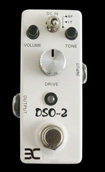 Eno EX brand new high quality distortion and overdrive guitar effect pedal