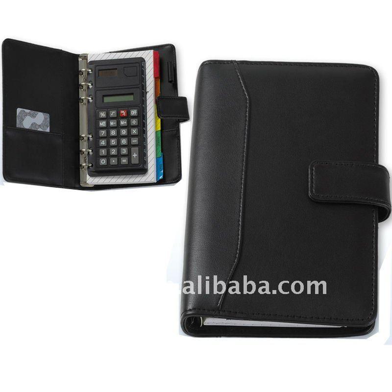 LA-541 Upmarket Agenda Organizer with Calculator