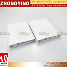 USD$1 Per Meter Exterior Glass Window Sills Cover Material , White Pvc Film Plastic Window Sill Covers